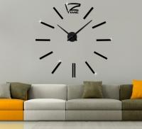 Декоративные часы Woow black