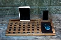 Деревянная подставка Деск для ноутбука