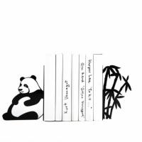 Держатели для книг Панда на отдыхе