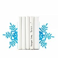 Держатели для книг Снежинка