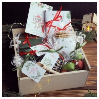 Подарочный набор Сладости в сундуке