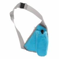 Многофункциональная сумка на талию Sport (голубая)