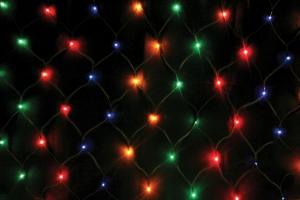 Гирлянда сетка 260 LED