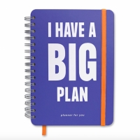 Планер I have a plan purple