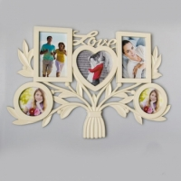Фотоколлаж Любовное дерево