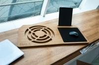 Фото Игровая подставка для ноутбука Hover 15 дюймов