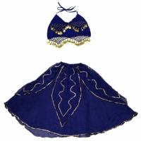 Карнавальный костюм Восточный фиолетовый