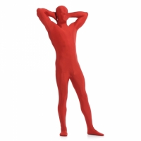 Карнавальный костюм вторая кожа