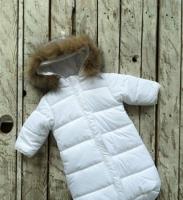 Фото Комбинезон для новорожденного Дутик SuperStar White