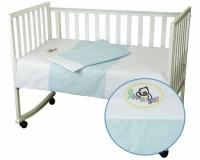 Комплект постельного белья комбинированный Я Немовля