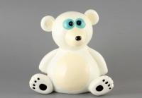 Копилка Белый Медведь Умка