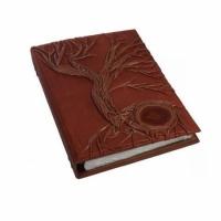 Кожаная Родословная книга Дерево