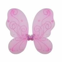 Крылья Бабочки маленькие (розовые) 38х29 см