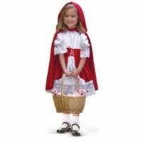 Маскарадный костюм Красная Шапочка