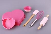 Набор кухонных принадлежностей 17 предметов