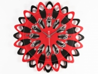 Настенные Часы Красные Паралели