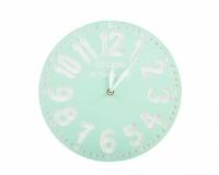 Настенные часы Лондон (мятные)