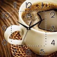 Настенные Часы Panorama Доброе утро