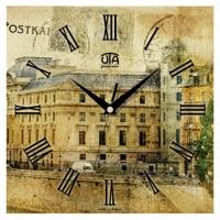 Настенные Часы Panorama Дворец Правосудия Париж