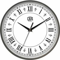Настенные Часы Сlassic Римские Цифры Silver
