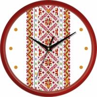 Фото Настенные Часы Сlassic Творческий Элемент Вышиванки