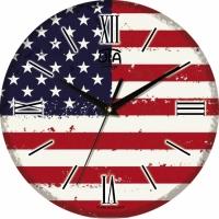 Настенные Часы Vintage Америка