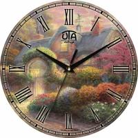 Настенные Часы Vintage Летний Сад