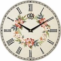 Настенные Часы Vintage Волшебный Венок