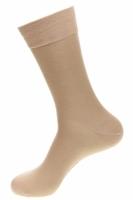 Носки из бамбука мужские 41-44 размер (Бежевый)