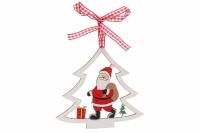 Новогоднее украшение Санта с Подарками