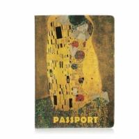 Обложка для паспорта Климт