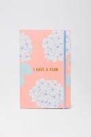 Фото Планер I have a plan гортензии (коралловый)