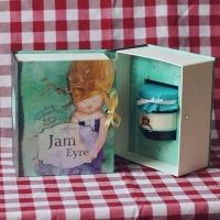 Подарочная книга с дизайном Гапчинской Джем Эйр