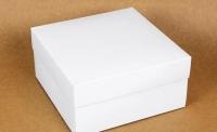 Фото Подарочная коробка White 20х20х10 см