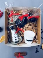 Фото Подарочный набор Кофейный ценитель