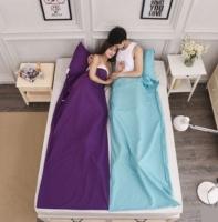 Постельный Комплект спальный Мешок (голубой)