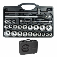Профессиональный набор инструментов 3-4 дюйма, 26 ед INTERTOOL ET-6026