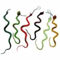 Резиновая змея мини 35см
