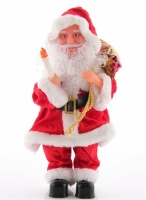 Санта Клаус и Светильник