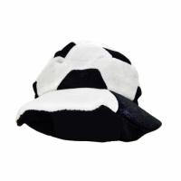 Фото Шапка Футбольный мяч черно-белая