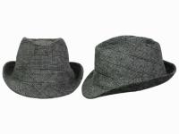 Шляпа Ален Демисезонная Gentle Dark Grey