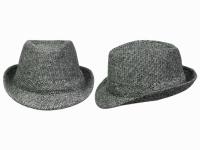 Шляпа Ален Демисезонная Ponde Dark Grey