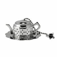 Сито-чайник с подставкой