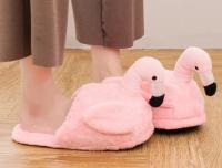 Фото Тапочки Фламинго nude rose