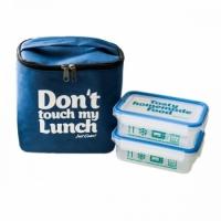 Термо Сумка Lunch Bag maxi Blue