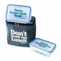 Термо Сумка Lunch Bag maxi Gray