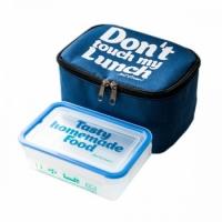 Термо Сумка Lunch Bag mini Blue