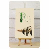 Тетрадь Панда мысли о бамбуке 2