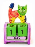 Вечный Календарь Кошка