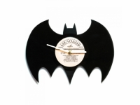 Виниловые часы Бэтмен